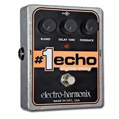 Electro Harmonix #1 Echo Pedal Digital Delay