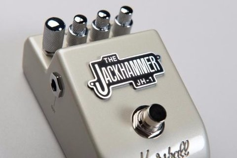 Marshall Jack Hammer Jh-1 Pedal Guitarra Distorsion
