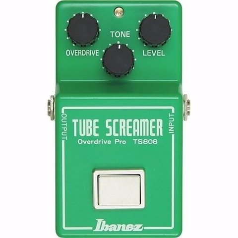 Ibanez Ts808 Tube Screamer Pedal Overdrive Japon