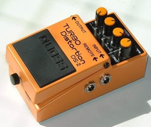 Pedal De Distorsion Boss Ds-2 Turbo Distortion en internet