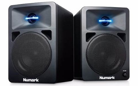 Numark N Wave 580 (par) Monitor Estudio Home Activo