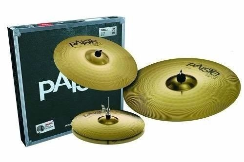 Set De Platillos Paiste 101 14 16 20 Hihat Crash Ride Bateri