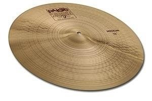 Paiste 2002 Mc-16 Medium Crash 16 Platillo Para Bateria
