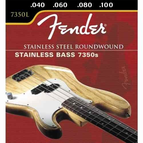 Fender Encordado Bajo 4 Cuerdas 045-100 7350ml