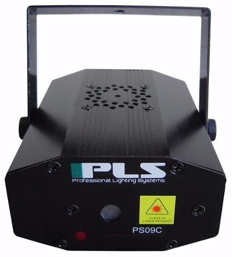 Laser Decoratico Pls Ps09c Rojo Y Verde 70mw Multipuntos