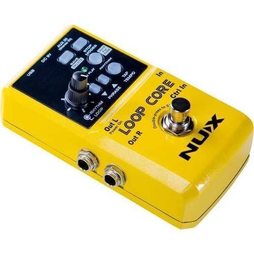 Pedal Nux Loop Core Pedal Looper
