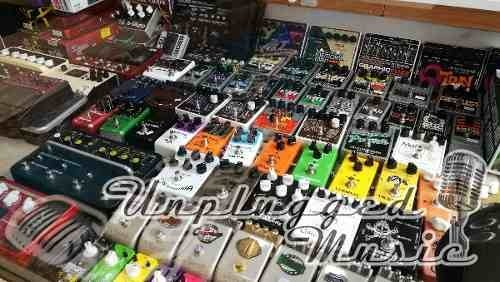 Imagen de Bogner Burnley Pedal Distorsion Analogico Rupert Neve Design