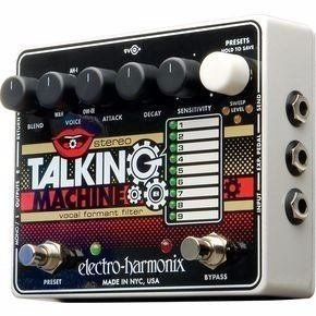 Pedal Electro Harmonix Exo Talking Machine