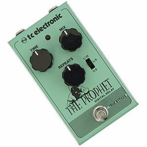 Tc Electronic The Prophet Digital Delay Pedal Pefect Delay - comprar online