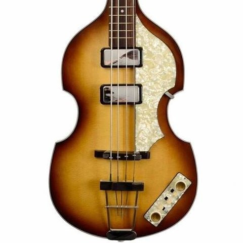 Höfner Bajo Violín Aleman - Paul Mccartney Cavern H500/1 61