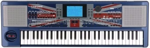 Korg Liverpool Teclado Microarranger The Beatles