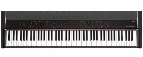 Stage Piano Korg Gs1-88 Grandstage - Electrico Rh3 - comprar online