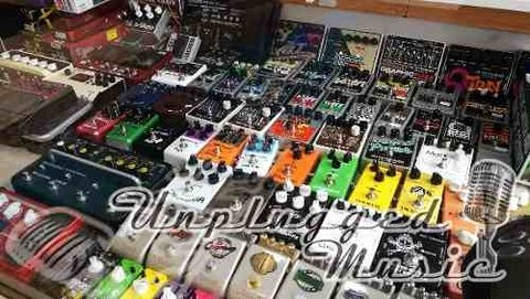 Line 6 M13 Stompbox Modeler - Pedalera Multiefecto Guitarra - UNPLUGGED