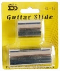 Slide Metalico Guitarra Large Cromado Kit - comprar online