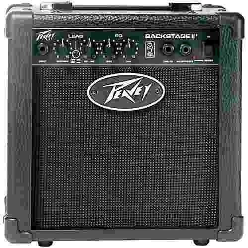 Amplificador Guitarra Peavey Backstage 10w Tube