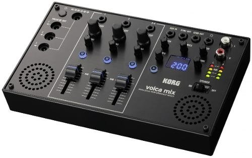 Korg Mixer Analagoico Volca Mix Para Volca/sincro/bpm