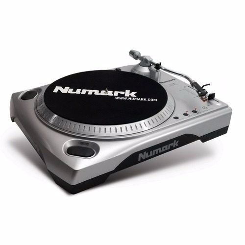 Bandeja Vinilo Giradisco Numark Ttusb Interface De Audio Usb