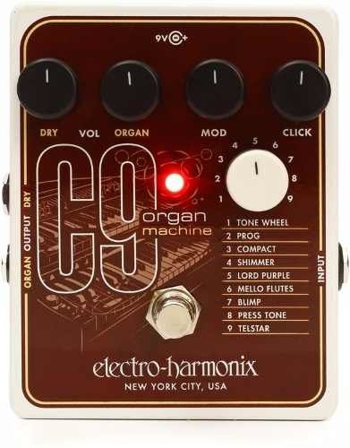 Electro Harmonix Prog C9 Organ Machine Tone Wheel