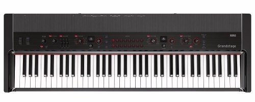 Stage Piano Korg Gs1-73 Grandstage - Electrico Rh3