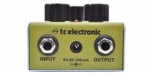Tc Electronic Cinders Overdrive Pedal Anologo - comprar online