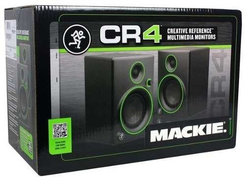Mackie Cr-4 Monitores Potenciados. Studio Multimedia