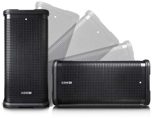 Line 6 Stagesource L2m Bafle Potenciado 2 Vías 800w 1x10