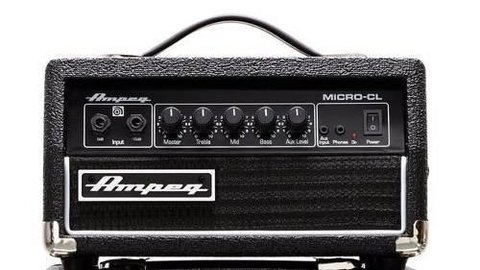Micro Cl Stack Ampeg 100w - UNPLUGGED