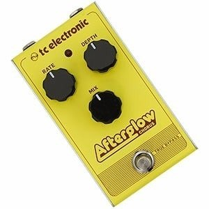 Tc Electronic Afterglow Chorus Pedal Chorus Analogo
