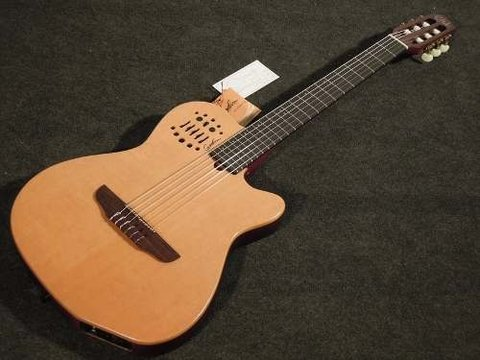 Godin Multiac Acs-sa Slim Guitarra