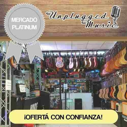 Dangelico Premier Sd Empire Guitarra Cuerpo Solido Funda - UNPLUGGED