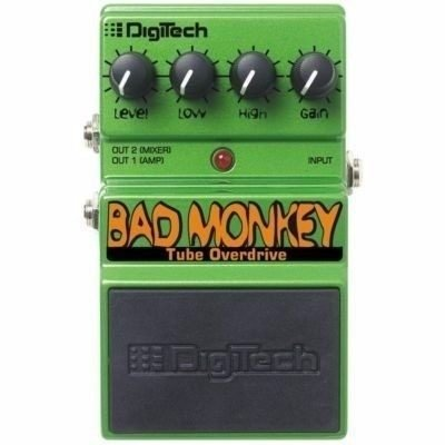 Digitech Pedal Para Guitarra Dbm Bad Monkey Tube Over
