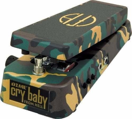 Jim Dunlop Pedal Cry Baby Wah Signature Dime Wah Db-01 - comprar online