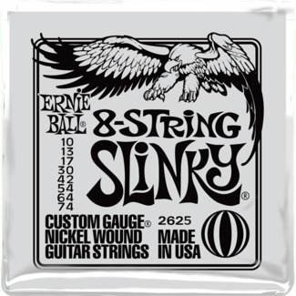 Ernie Ball Encordado Para Guitarra Electrica 8 Cuerdas 2625