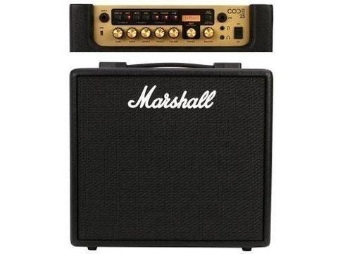 Amplificador Marshall Code 25  Guitarra Electrica Cuotas hot sale