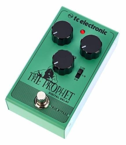 Tc Electronic The Prophet Digital Delay Pedal Pefect Delay