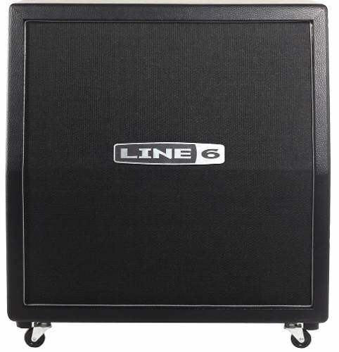 Line 6 Spider 412 Vs-t Bafle Angul 4x12 Celestion V30