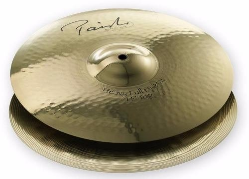 Paiste Signature Reflector Hfhh-14 - Heavy Full Hi-hat