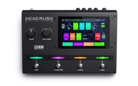 Headrush Gigboard Pedalera Multiefecto