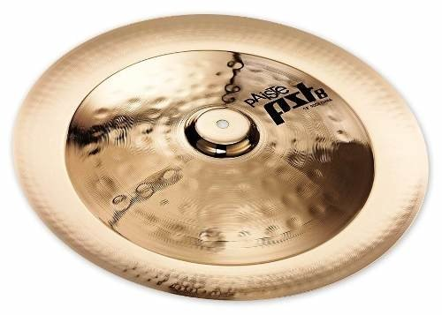 Paiste Pst8 Rch 18 Reflector Rock China 18 Platillo Bateria