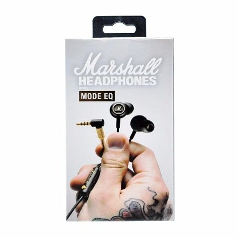 Auricular Marshall In Ear Mode Eq Cable Con Mic Y Control en internet