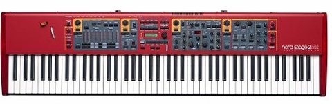 Nord Stage 2 Ex 88 Piano Digital 88 Teclas Acc. Martillo