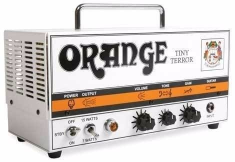 Amplificador Guitarra Orange Tiny Terror Ii Cabezal Valvular