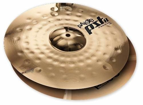 Platillo Paiste Pst8 Mhh-14 Medium Hi-hat 14