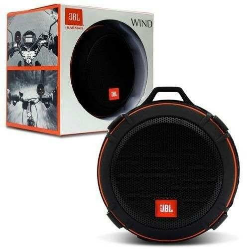 Parlante Bluetooth Jbl Wind Ideal Moto Bici + Fm Aux Sd Mic