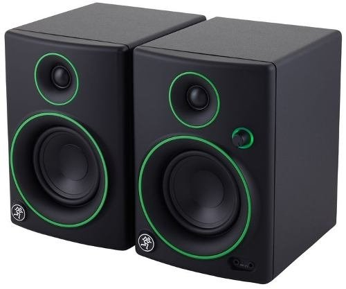 Mackie Cr3 (par) Monitores Estudio Multimedia 50w