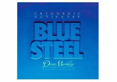 Encordado Bajo 4 Cuerdas Dean Markley Blue Steel 040-95 Usa