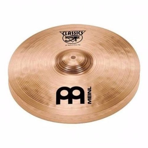 Hi Hat Platillo Meinl Classics Medium Soundwave