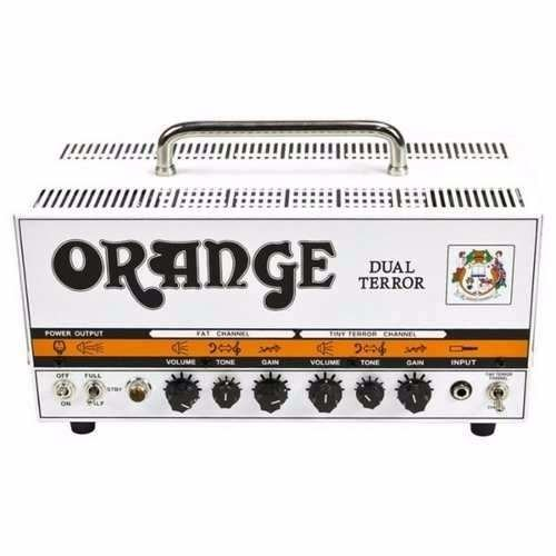 Cabezal Orange Dual Terror Head Dt30h 30/15 W Valvular