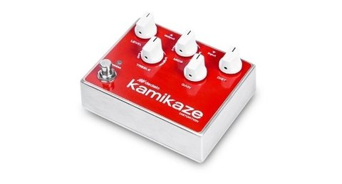 Pedal Dedalo Kam Kamikaze Distortion Para Guitarra