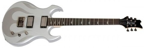 Kramer Pariah Flama  Guitarra Electrica